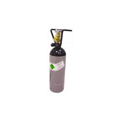 ich-zapfe Bierzapfanlage Stickstoffflasche 2 l, mit Flaschencage