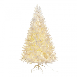 LED Tannenbaum weiß