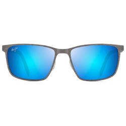 Maui Jim Sonnenbrille Cut Mountain grau