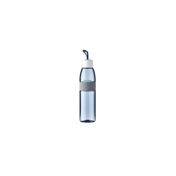 Mepal Trinkflasche Trinkflasche 700 ml Ellipse, Trinkflasche blau