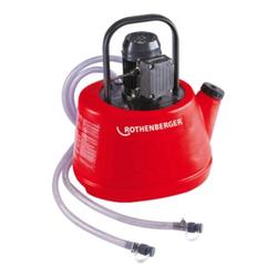 Rothenberger Entkalkungspumpe ROCAL 20 Volumenstrom 40 l/min Tank 15 l