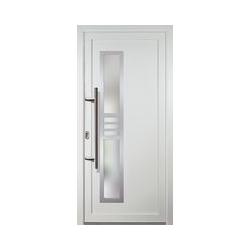 JM Signum PVC Model 53, innen: weiß, außen: weiß, Breite: 98cm, Höhe: 208cm, Öffnungsrichtung: DIN