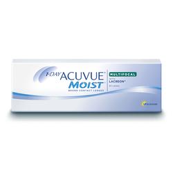 1-Day ACUVUE Moist Multifocal, Johnson & Johnson (30 Stk.)