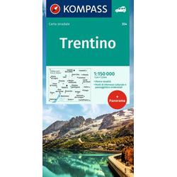 KV Pan KTE 354 Trentino 1:150 000