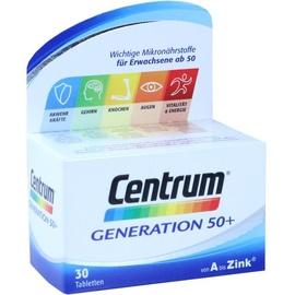 Centrum Generation 50+ Capletten 30 St.