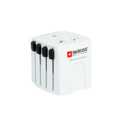 SKROSS World Adapter MUV Micro 2-polig (2.5A) Reiseadapter