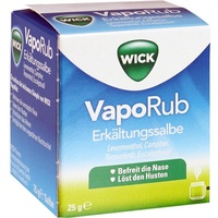 Procter & Gamble WICK VapoRub Erkältungssalbe