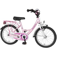 16 Zoll RH 29 cm pink/weiß