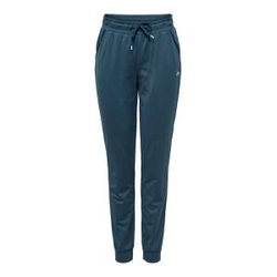 ONLY Slim Fit Sweathose Damen Blau Female L