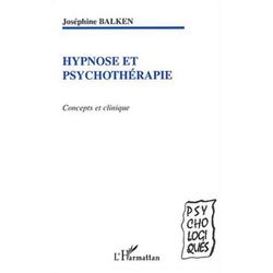 Hypnose et psychotherapie