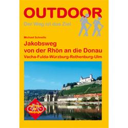 Jakobsweg Rhön - Donau Outdoorhandbuch 235
