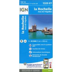 La Rochelle 1:25 000