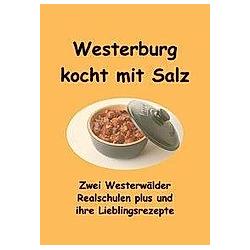 Westerburg kocht mit Salz - Buch