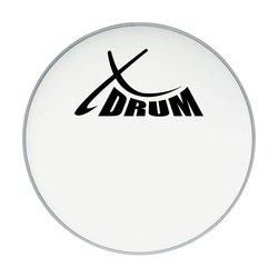 XDrum Coated Bass Drum Fell 20