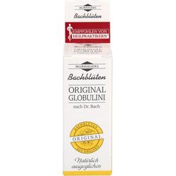 BACHBLÜTEN Original Globulini nach Dr.Bach 10 g