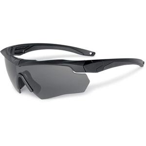 ESS Crossbow Photochrome Ballistic Eyeshields Brille (schwarz, 4 Linsen (1 von 4 polarisiert))