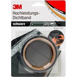 3M DICHT38S Dichtband Schwarz (L x B) 1.5m x 38mm 1.5m