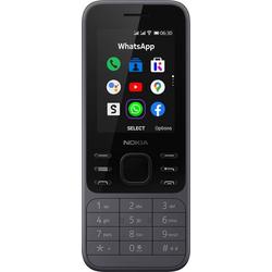Nokia 6300 4G (Leo) Handy Charcoal