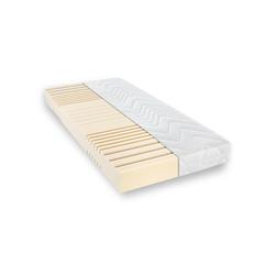 Matratzen Concord Komfortschaummatratze Sleepsy Leron 90x200 cm H4 - sehr fest bis 150 kg 17 cm hoch
