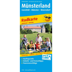 Münsterland 1:100 000