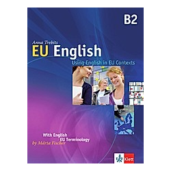 EU English  m. Audio-CD. Anna Trebits  - Buch