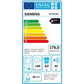 Siemens WT7YH780 iQ 800