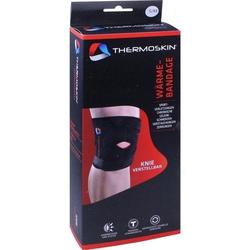 Thermoskin Wärmebandage Knie verstellbar S/M