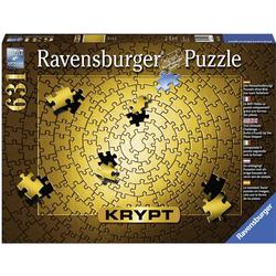 Ravensburger Puzzle Krypt Gold, 631 Puzzleteile, Made in Germany, FSC® - schützt Wald - weltweit
