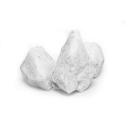 Gabionensteine Kristallquarz, 100-200, 750 kg Big Bag
