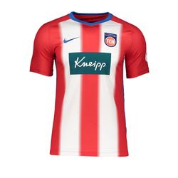 FC Heidenheim Trikot rot / weiß, Größe 122/128, 4784286