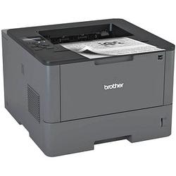 brother HL-L5000D Laserdrucker grau