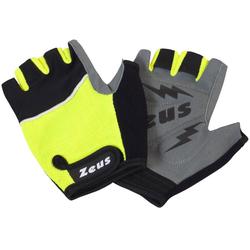Zeus Fitness Rękawice do podnoszenia ciężarów - S/M