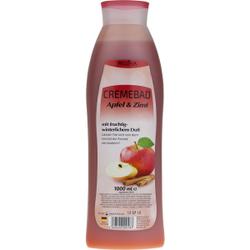 Regina Cremebad, 1000 ml - Flasche, Apfel & Zimt