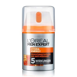 L'Oréal Men Expert Hydra Energy 24H Anti-Müdigkeit krem do twarzy  50 ml