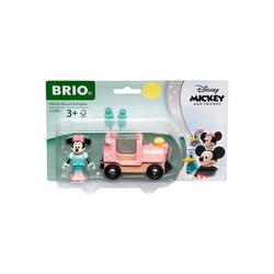BRIO® Spielzeug-Eisenbahn BRIO Minnie Maus Lokomotive