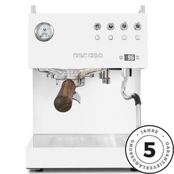 Ascaso Steel Duo PID 2020, Espressomaschine weiß