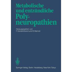 Metabolische und entzündliche Polyneuropathien: eBook von