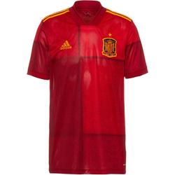 adidas Spanien EM 2021 Heim Trikot Herren in victory red, Größe S victory red S