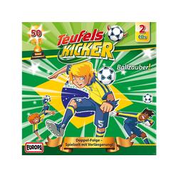 Teufelskicker - 50/Ballzauber! (CD)