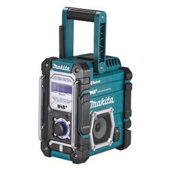 Makita DMR112 Baustellenradio solo Baustellenradio (DAB+, DAB, UKW) blau