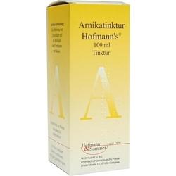 ARNIKA TINKTUR Hofmann's 100 ml