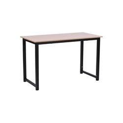 HOMCOM Schreibtisch Schreibtisch schwarz