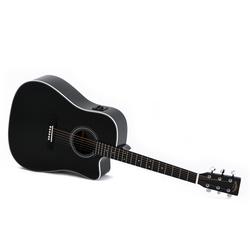 Sigma Guitars DMC-1STE-BK+
