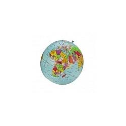 Politischer Globus  Wasserball