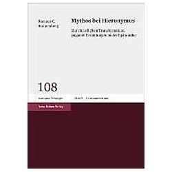 Mythos bei Hieronymus. Karsten C. Ronnenberg  - Buch