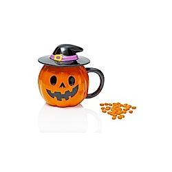 Halloween-Tasse mit Candys