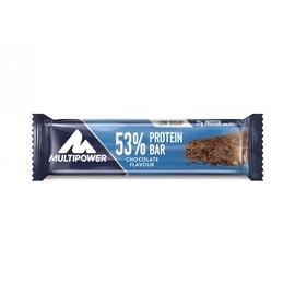 Multipower 53% Protein Chocolate Riegel 50 g