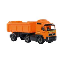 WADER QUALITY TOYS Spielzeug-Auto VOLVO Truck mit Sattelschlepper