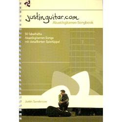Justinguitar - Akustikgitarren-Songs