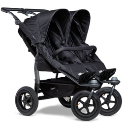 tfk Kinderwagen Duo Air Schwarz